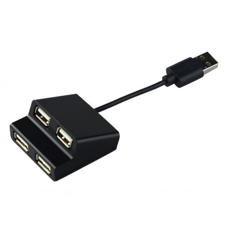 HUB TRACER USB 2.0 TRACER H9 4 ports