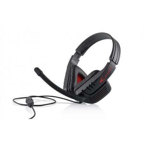 Słuchawki z mikrofonem MODECOM MC-823 RANGER Gaming