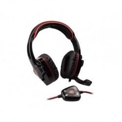Słuchawki z mikrofonem Genesis HX66 USB Virtual 7.1 Gaming czarne