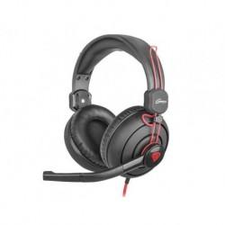 Słuchawki z mikrofonem Genesis H70 Gaming szare
