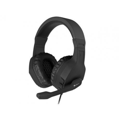 Słuchawki z mikrofonem Genesis Argon 200 Gaming czarne