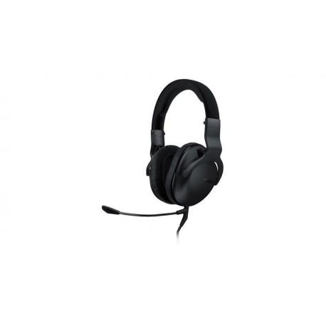 Słuchawki z mikrofonem Roccat Cross Stereo czarne