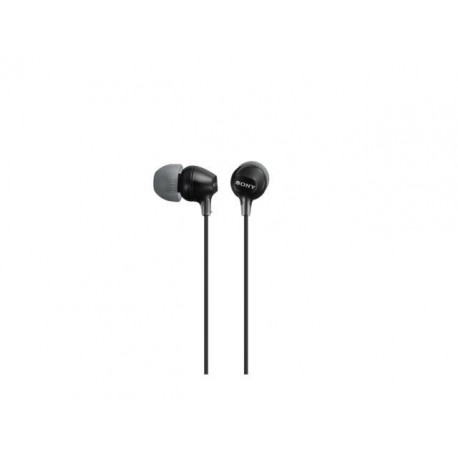 Słuchawki Sony MP3 MDR-EX15LP czarne