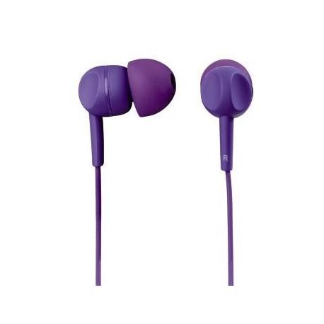 Słuchawki z mikrofonem Thomson EAR3005PL fioletowe
