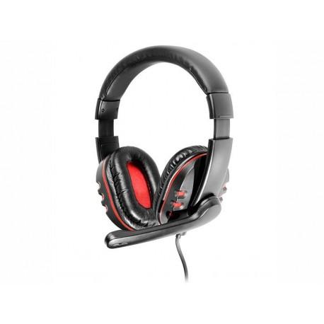 Słuchawki z mikrofonem Tracer Rohu Rev.2 czarne