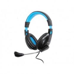 Słuchawki z mikrofonem TRACER BATTLE HEROES Dizzy czarno-niebieskie