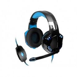 Słuchawki z mikrofonem TRACER GAMEZONE Hydra 7.1 Gaming czarno-niebieskie