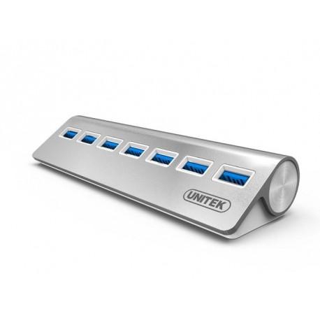 Hub Unitek Y-3187 7x USB 3.0