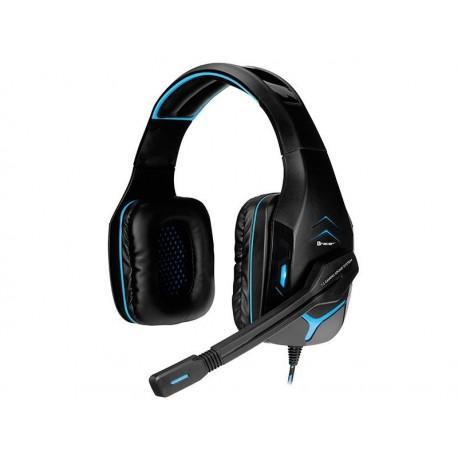 Słuchawki z mikrofonem TRACER BATTLE HEROES Sector 7.1 czarno-niebieskie