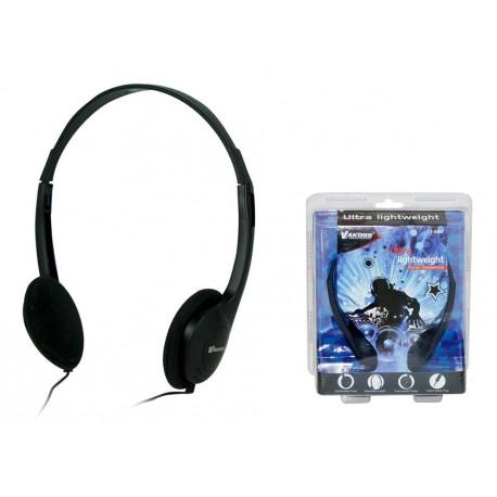 Słuchawki Vakoss LT-86H czarne