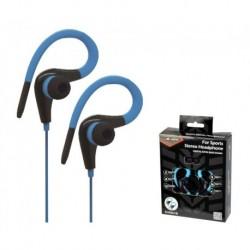 Słuchawki X-Zero X-H361B niebieskie