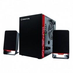Głośniki komputerowe MANTA SPK208 2.1