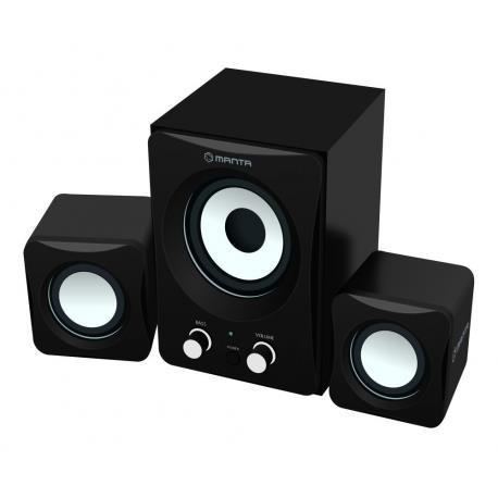 Głośniki MANTA SPK212 2.1