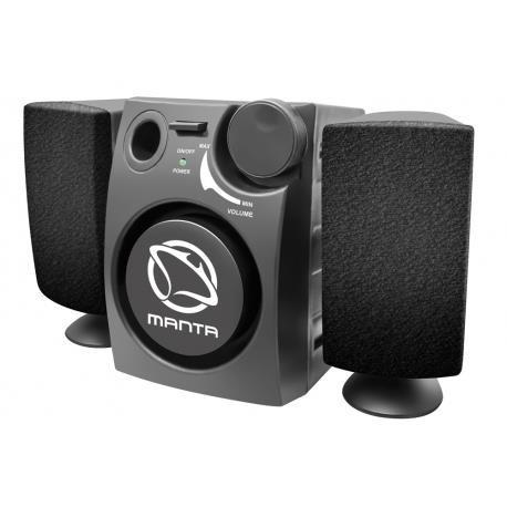 Głośniki MANTA SPK213 2.1