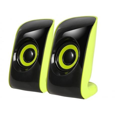 Głośniki 2.0 Tracer CHRONOS c/z USB
