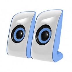 Głośniki 2.0 Tracer CHRONOS b/n USB