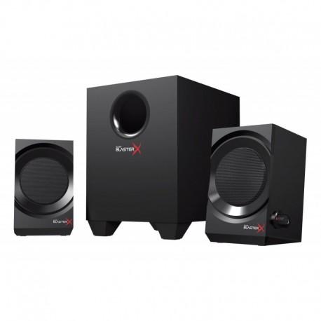 Głośniki Creative Sound BlasterX Kratos S3 2.1 czarne