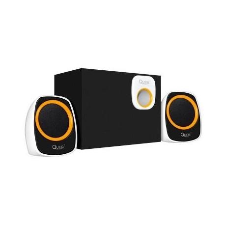 Głośniki z subwooferem Quer comfort 604 2.1 15W