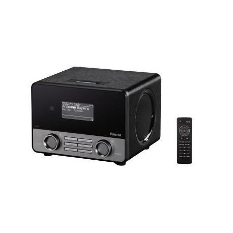 Radio internetowe + odtwarzacz WiFi Hama IR110 (RJ45/USB)