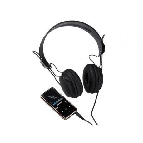 """Odtwarzacz MP4 Intenso 8GB Scooter LCD1.8"""" czarny + słuchawki"""