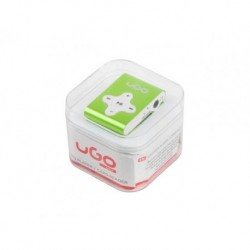 Odtwarzacz MP3 UGO UMP-1024 zielony