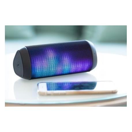 Głośnik Bluetooth® Ednet SONAR II z LED, 7W, 2200mAh przenośny, IPX4