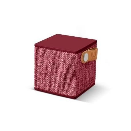 Głośnik Bluetooth Fresh'n'Rebel Rockbox Cube Fabriq Edition RUBY