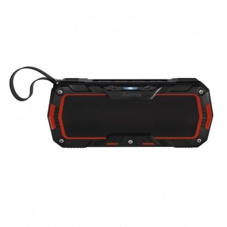 Głośnik Bluetooth Hama Rockman-L czerwony