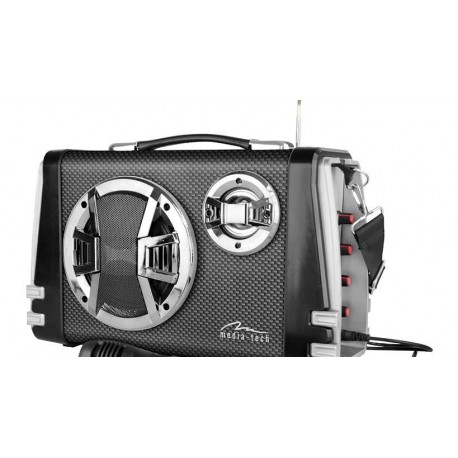 Głośnik Bluetooth Media-Tech Karaoke Boombox BT MT3149