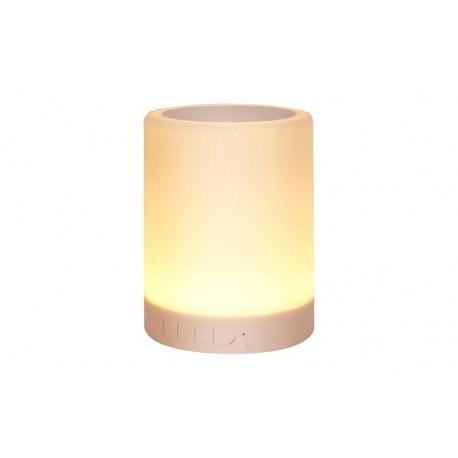 Głośnik Bluetooth z wbudowaną lampka LED Media-Tech LIGHTBOX BT TOUCH MT3154