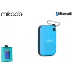 Głośnik Bluetooth Mikado MD-22BT Blue Mikrofon Radio FM MicroSD