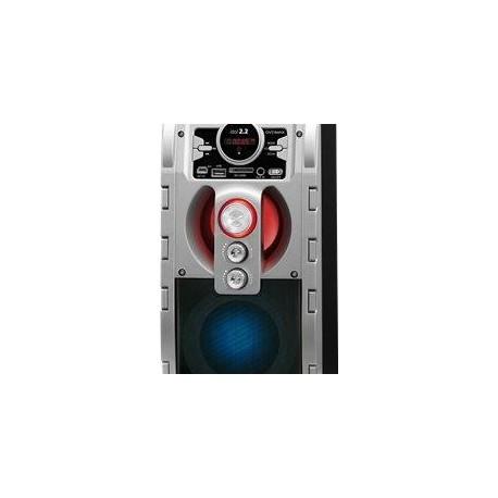 Głośnik Karaoke IDOL 2.2 SILVER
