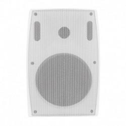 Głośnik QOLTEC Dwudrożny naścienny | 35W | 30cm | 8 Om | TRAFO | biały