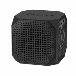 Głośnik Qoltec bluetooth 3W | Double Speaker | czarny