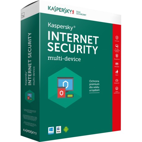 Kaspersky Internet Security MD 2018