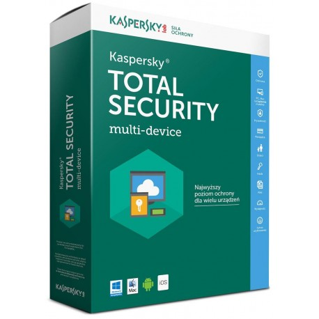 Kaspersky Total Security MD 2018