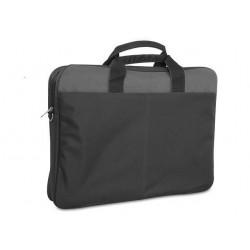 """Torba na notebooka laptop SNOPY DR-650 15,6"""" czarno-szara"""
