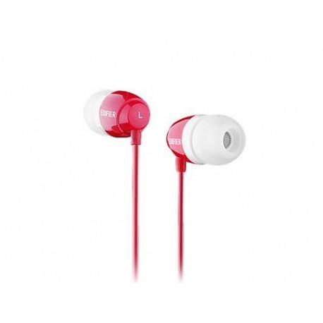 Słuchawki Edifier H210 red