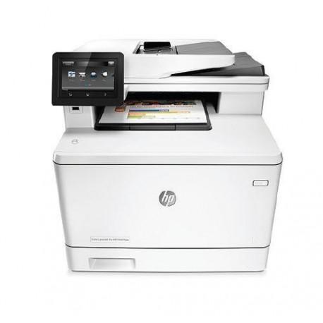 Urządzenie wielofunkcyjne HP Color LaserJet Pro M477fdn 4w1
