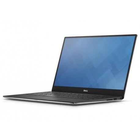 "Notebook Dell XPS 13 13,3""QHD+touch/i5-7Y54/8GB/SSD256GB/iHD/W10 Black-Silver"