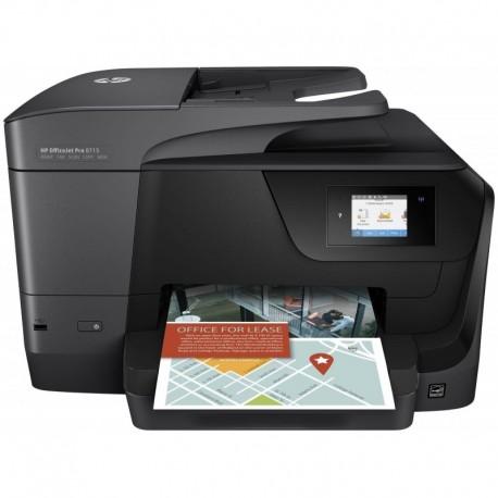 Urządzenie wielofunkcyjne HP Officejet Pro 8715 e-AiO 4w1