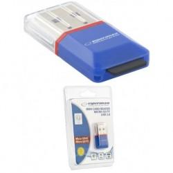 Czytnik Kart MicroSD ESPERANZA EA134B (MicroSD Pen Drive)