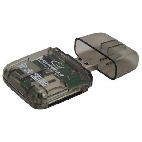 Uniwersalny czytnik Kart Pamięci Esperanza EA132 USB 2.0
