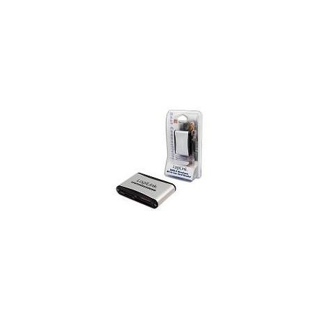 Czytnik kart ALL-IN-ONE LogiLink CR0001B zewnętrzny