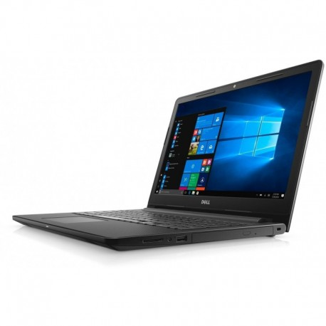 "Notebook Dell Inspiron 15 3567 15,6""FHD/i3-6006U/4GB/SSD256GB/iHD520/W10 Black"