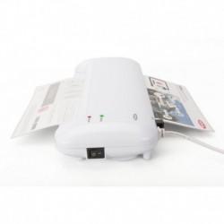 Laminator EDNET A4, prędkość: 400mm/min., grubość: 80-125 mikronów, biały