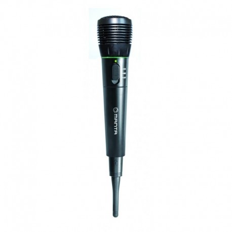 Mikrofon bezprzewodowy Manta MIC002 karaoke