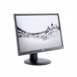 "Monitor AOC 24"" E2460PQ/BK VGA DVI DP głośniki"