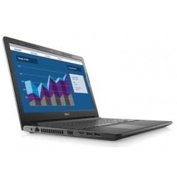 "Notebook Dell Vostro 3568 15,6""FHD/i7-7500U/8GB/SSD256GB/R5 M420X-2GB/10PR"