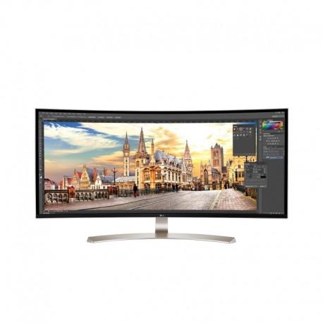 """Monitor LG 37,5"""" 38UC99-W IPS 2xHDMI DP głośniki"""